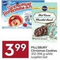 Pillsbury Christmas Cookies