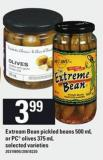 Extream Bean Pickled Beans 500 mL Or PC Olives 375 mL