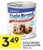 Eagle Brand Condensed Milk 300 mL