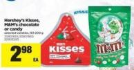 Hershey's Kisses - M&m's Chocolate Or Candy - 161-200 g