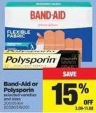 Band-aid Or Polysporin