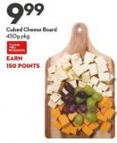 Cubed Cheese Board  450g