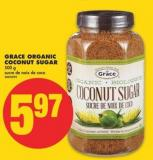 Grace Organic Coconut Sugar - 500 g