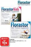 Florastor Daily Probiotic Supplement 20's - 50's