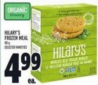 Hilary's Frozen Meal 181 g