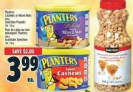 Planters Cashews Or Mixed Nuts 200 g