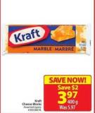 Kraft Cheddar Blocks