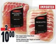 Marc Angelo Italian Sliced Meats
