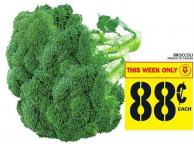 Broccoli Product of Canada