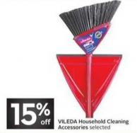Vileda Household Cleaning Accessories