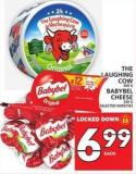 The Laughing Cow Babybel Cheese