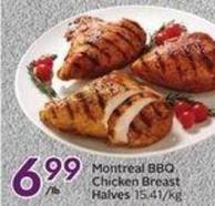 Montreal Bbq Chicken Breast Halves