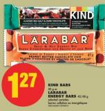 Kind Bars - 40 G Or Larabar Energy Bars - 45/48 G