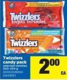 Twizzlers Candy Pack - 300-454 g