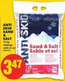Anti Skid Sand & Salt - 10 Kg