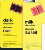 No Name Chocolate Bar - 100 g