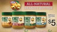 Kraft Natural Peanut Butter - 750 g