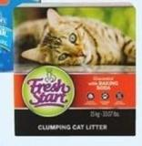 Selected Fresh Start Clumping Cat Litter