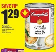 Campbell's Cooking Soup