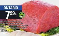 Eye Of Round Oven Roast Or Marinating Steak