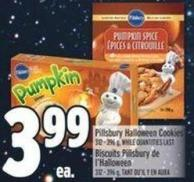 Pillsbury Halloween Cookies 312 - 396 g