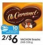 Vachon Snacks 248-336 g - 10 Air Miles Bonus Miles