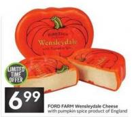 Ford Farm Wensleydale Cheese