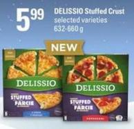 Delissio Stuffed Crust - 632-660 g