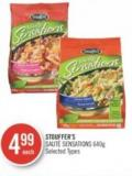 Stouffer's Sauté Sensations 640g