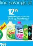 Downy/gain Liquid Fabric Softener 3.06-3.83 L - Or Downy/gain Scent Boosters - 570 G
