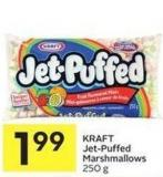 Kraft Jet-puffed  Marshmallows 250 g