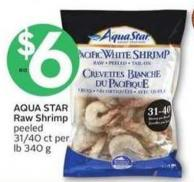 Aqua Star Raw Shrimp