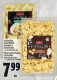Irresistibles Fresh Stuffed Tortellini Or Ravioli Pasta 1 Kg