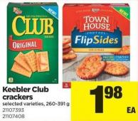 Keebler Club Crackers - 260-391 g
