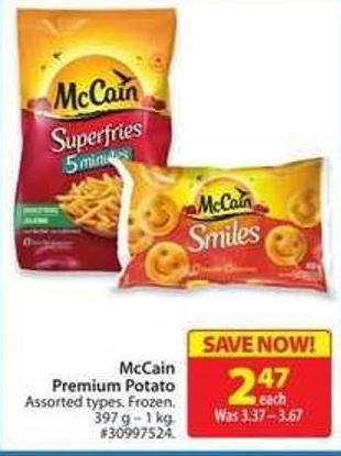 Mccain Premium Potato