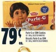Parle-g Or Ebm Cookies 112 - 300 g