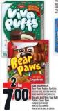 Dare Viva Puffs Or Bear Paws Festive Cookies