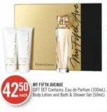 My Fifth Avenue Gift Set
