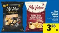 Miss Vickie's Potato Chips - 180/200 g