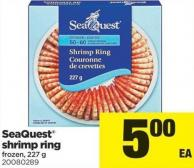 Seaquest Shrimp Ring - 227 g