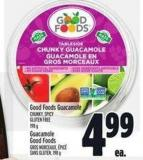 Good Foods Guacamole