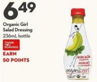 Organic Girl  Salad Dressing 236ml