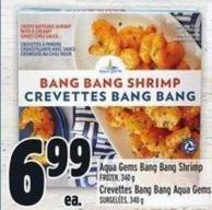 Aqua Gems Bang Bang Shrimp