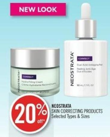 Neostrata Skin Correcting Products