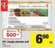 PC Magic Planter Soil - 25 L