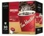 Keurig Selected Tim Hortons and Mccafé Coffee Pods - 30-ct