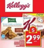 Kashi - Special K Or Vector Bars 144-200 G