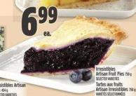 Irresistibles Artisan Fruit Pies 750 g