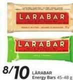 Lärabar Energy Bars 45-48 g