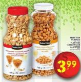 Selection Peanuts Or Planters Cashews Or Almonds